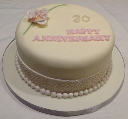 Anniversary Cakes Beautiful And Unique Hand Crafted